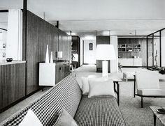 Case Study House- Architect: Craig Ellwood -Bel Air - 1953