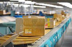 Gewerkschaft will Druck auf Post erhöhen – Auswirkungen bisher aber kaum spürbar +++  Streik im OWL-Paketzentrum
