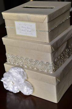 Andrea Lynn HANDMADE: DIY Wedding Card Box Tutorial