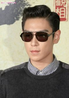 TOP (Choi Seung Hyun) ♡ #BIGBANG - The Face Reader' VIP Movie Premiere