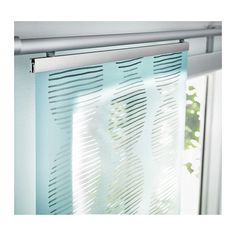 LILLERÖD Panel curtain IKEA A panel curtain is ideal to use in a layered window solution, to divide rooms or to cover open storage solutions...