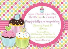Baby Girl 1st birthday Card Ideas | Kids Birthday Invitations | Baby Shower Invitations – Cheap Baby ...
