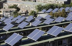 Spain gets 47 percent of its energy from renewables including solar energy! See http://thinkprogress.org/climate/2015/04/02/3642093/spain-renewable-energy-march/