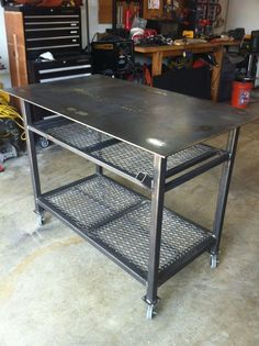 welding table - Google Search