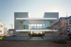 Outotunoie Haus von mA-style architects - moderne Archtektur