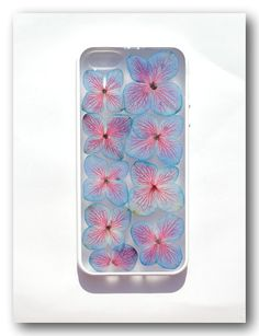 Handmade iPhone 5/5s case Resin with Dried by Annysworkshop, $20.00