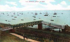 Railway Bridge Leigh-on-Sea Leigh On Sea, Childhood Memories, Bridge, History, Photos, Travel, Ideas, Viajes, Pictures