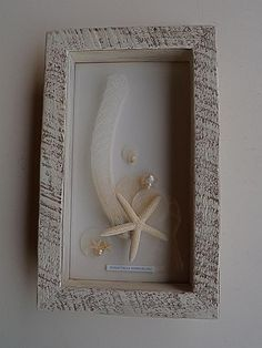 "Shadow Box ""Venus Basket"" by Claudia Amory, via Flickr"