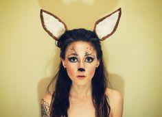 Halloween Costume: Foxy and Felicity Fox