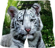 Check out my new product https://www.rageon.com/products/white-tiger-swim-shorts on RageOn!
