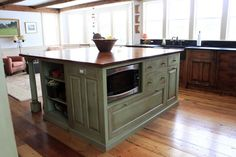 High End Custom Kitchen Cabinets - DR Dimes American Cabinetry