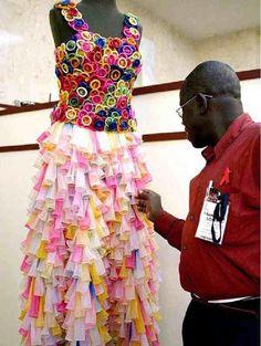 HIV/AIDS awareness through fashion