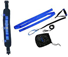 CoreX Break Away Belt Reaction Belt Speed Belt Quick Release Belt for Speed and Agility Training Resistance Belt Belt  Beakaway Kit -- Check this awesome product by going to the link at the image.