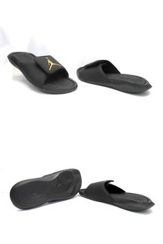 dbd68888c7a Sandals and Flip Flops 11504  Nike Jordan Hydro 6 Sandals Black Metallic  Gold 881473 033 Mens Size 8-13 O -  BUY IT NOW ONLY   48.99 on eBay!