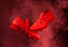 CLOT Teams Up With NikeLab on a Striking All-Red Colorway of the Air VaporMax