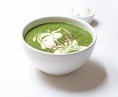 Rychlá krémová špenátová polévka | Recepty Albert