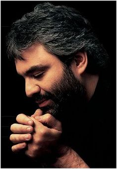 Andrea Bocelli, is an Italian (Tuscan) tenor, singer-songwriter, and multi-instrumentalist. Born with poor eyesight, he became blind at the age of twelve following a football accident.