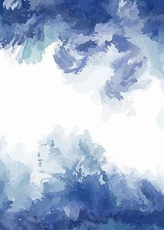 Vector Blue Ink Watercolor Background More than 3 million PNG and graphics resource at Pngtree. Find the best inspiration you need for your project. Pastel Background, Watercolor Background, Background Images, Blue Abstract Painting, Abstract Watercolor, Abstract Backgrounds, Wallpaper Backgrounds, Instagram Background, Watercolor Wallpaper