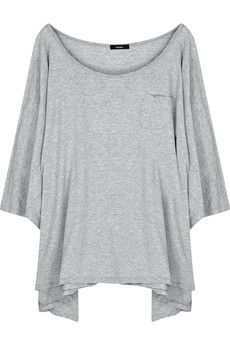 Bassike Oversized organic cotton T-shirt | NET-A-PORTER