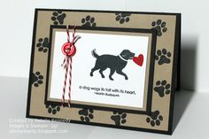 D is for Dog - goodlicorice by goodlicorice - Cards and Paper Crafts at Splitcoaststampers