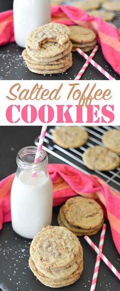 These Salted Toffee