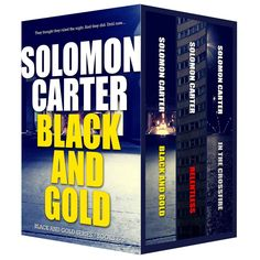 It's time for a new type of hero…and a dark kind of justice. Meet Simon, the Man in the Mask, the dark star of the thrilling new Short Read series… BLACK & GOLD. This boxed set edition comprises the first three ripping yarns of the Black and Gold vigilante justice adventures…