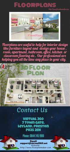 Photo Of Virtual help you to create your own floor plan with an interactive software