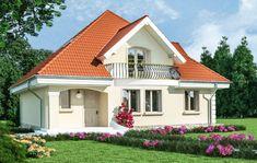 Ovakvu kuću žele svi da imaju: Možete je imati i vi za samo eura (Foto) House Doors, Facade House, Good House, My House, Bungalow Style House, House Design Pictures, Entry Hallway, Design Case, Home Fashion