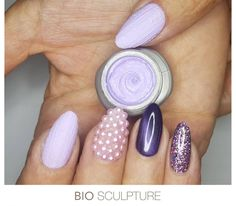 This set right here is taking textured nails to another level! Bio Sculpture, Shiny Nails, Sparkle, Pretty, Beauty, Nails Inspiration, Bright Toe Nails, Bling Nails, Beauty Illustration