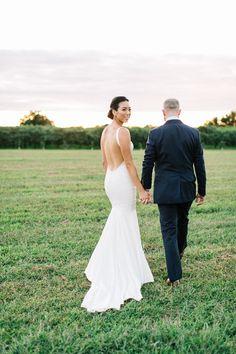 The Good Earth // Jaclyn + Sean — Vineyard Bride // Southern Ontario's Wedding Resource Low Back Dresses, Wedding Images, Wedding Couples, My Best Friend, Love Story, Vineyard, Groom, Wedding Photography, Earth