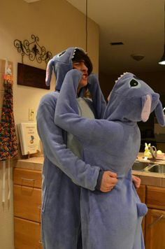 they have stitch I LOVE STITCH ok... i verify this as relationship goals (btw i can't believe i wrote that)