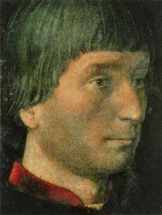 Portinari Triptych (detail) - Hugo van der Goes