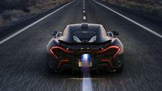 McLaren P1 2014 spitfire wallpaper