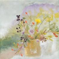 See many of Winifred Nicholson's finest paintings, showing her distinctive use of colour and light in still life, landscape and composition. Read her unusual writing about painting. Painting & Drawing, Watercolor Paintings, Watercolour, Winifred Nicholson, Still Life Flowers, Botanical Art, Fine Art Paper, Flower Art, Saatchi Art