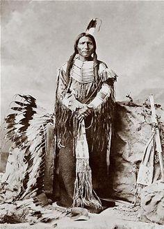 """Famoso por sua devoção à cultura indígena, feroz resistência aos """"caras-pálidas"""" e pela destreza em combate, Cavalo Doido também respirou o último fôlego da """"plena"""" liberdade indígena na América do Norte.  Nascido em 1842, na Dakota do Sul, pertencia ao povo Sioux e ainda na infância foi reputado como bravo guerreiro. Obteve fama de líder visionário nas décadas de 1860-70 ao defender o modo de vida ameríndio dos """"brancos"""". Decidiu viver livre e morreu jovem, aos 35 anos."""