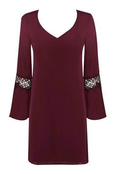 a8b0c797b43 Wallis Berry Shift Dress Size UK 16 rrp 40 DH087 PP 09  fashion  clothing