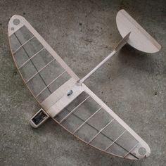 the Carl Dowdy Bug--in my best interpretation.  glider #kinetic #sculpture #flight #fly #air #art #airplane #aviation #sky #balsa #wood #natural #nofilter #engineering #design #carbon by ondrejmitas