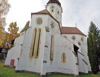 Biserica din Cetate Prejmer