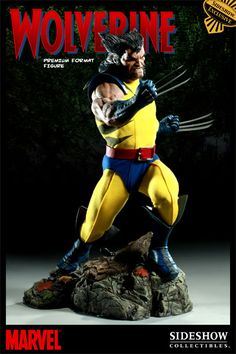 Sideshow Collectibles - Wolverine Premium Format Figure