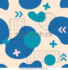 Find Seamless Blue Cream Memphis Style Background stock images in HD and millions of other royalty-free stock photos, illustrations and vectors in the Shutterstock collection.  Thousands of new, high-quality pictures added every day. Blue Cream, Memphis, Vectors, Royalty Free Stock Photos, Illustrations, Day, Pictures, Image, Collection