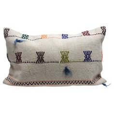 Check out this item at One Kings Lane! Turkish Kilim Lumbar Pillow