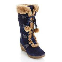 Sporto tall suede boots