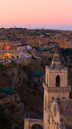 Matera, Italy                                                                                                                                                                                 More
