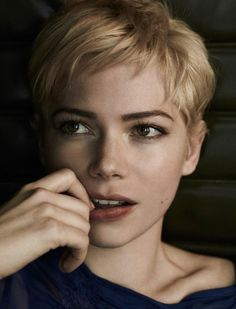 Michelle Williams (maybe a ghosty story girl?)