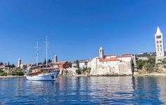 Il Viaggiatore Magazine - Isola di Rab , Croazia