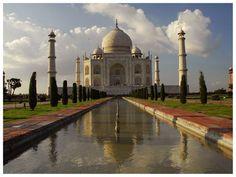WERELDWONDER Taj Mahal - Agra - India