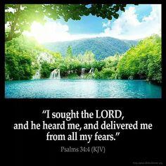 Psalms 34:4 -@gmx0 #BaptistMemes