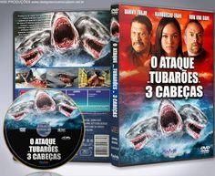 W50 produções mp3: O Ataque Dos Tubarões De 3 Cabeças