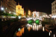 Lubljiana, Eslovenia