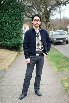 Urban Weeds: Street Style from Portland Oregon